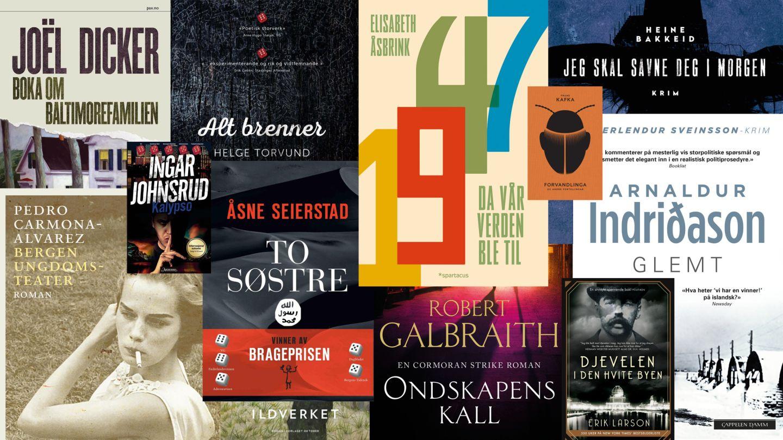 de beste bøkene 2016